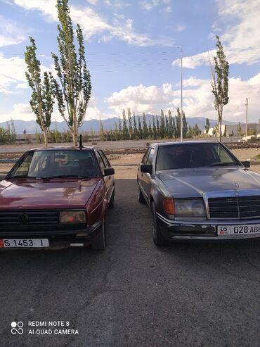 Транспорт - Балыкчы: Volkswagen Jetta 1.8 л. 1989 | 25000 км