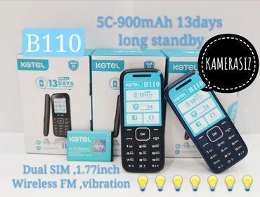 телефон флай дс 123 в Азербайджан: TEZE TELEFONLARIKI SIM KART YADDAŞ KARTI GEDIRQEYDIYYATLITOPDAN VE