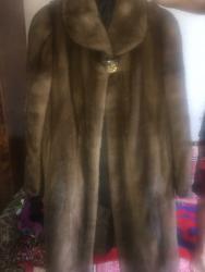 Шубы в Кыргызстан: Продаю норковую шубу состояние отличное размер 56