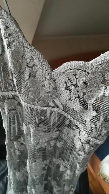 Pop line duga haljina Haljina prelepa, obučena za venčanje jednom - Beograd - slika 6