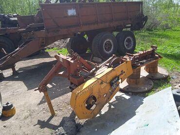 Сельхозтехника - Бишкек: Продаю роторную косилку в хорошем состоянии. Ширина захвата 2м