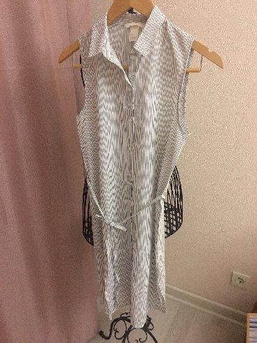 летнее платье свободного кроя в Кыргызстан: Платье Свободного кроя HM XS