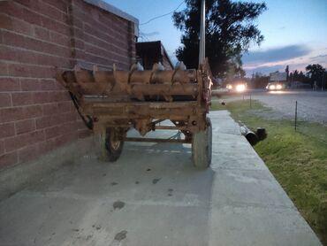 трактор мтз 82 1 в лизинг in Кыргызстан | СЕЛЬХОЗТЕХНИКА: Прицеп Пту (кык чачкыч) заводской  в хорошем состоянии, без вложений
