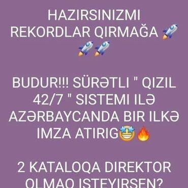 5 elan | İŞ: Şəbəkə marketinqi