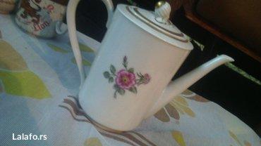 čajnik bez oštećenja,  bez glupih cena molicu jer su stvari unikatne - Cuprija