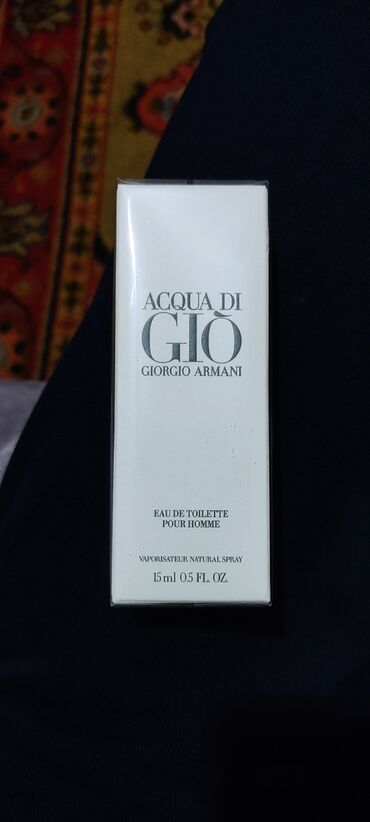 Туалетная вода GIORGIO ARMANI Acqua Di Gio Homme – эксклюзивный