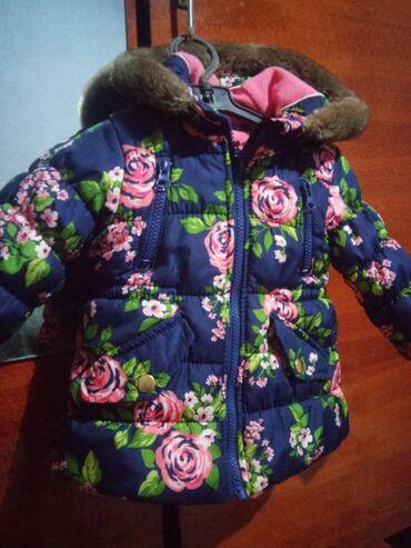 Куртка на девочку от 1 года. Фирма Carter's