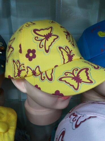 Кепка на девочку 1-2 года 300 сом продаётся в магазине МалышОК