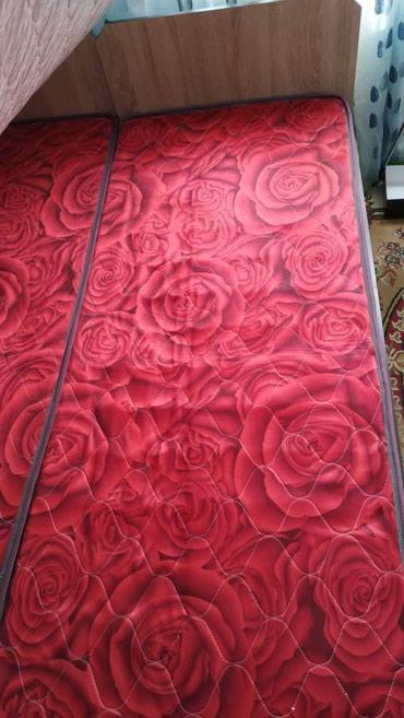 Две односпальные кровати в хорошем состоянии 1 за 3000 сом в Бишкек