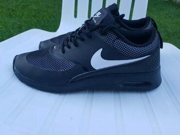 Farmerke-th - Srbija: Nike air max thea Patike u perfektnom stanju kao nove izuzetno lep mod
