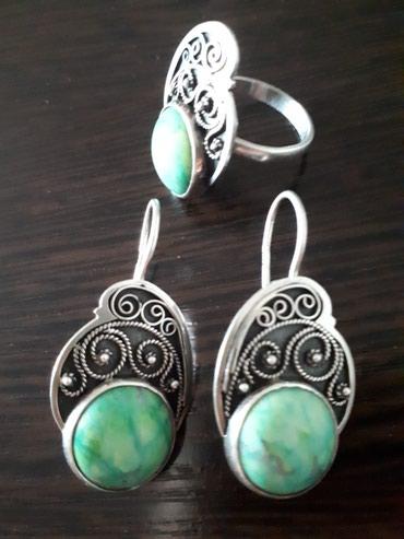 Продаю суперкрасивый серебрян в Бишкек