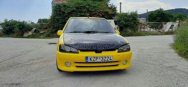 Peugeot 106 1.6 l. 2001 | 80000 km