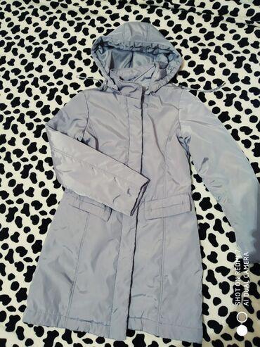 Деми куртка для девочек, удленненая, 10-11-12 Ти лет, качество