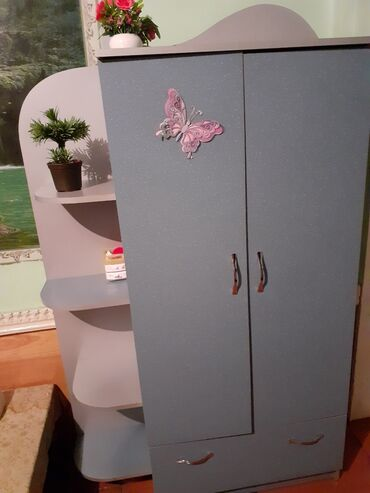 Детиский шкаф как новая чистая Ош