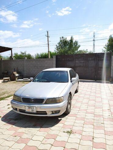 Транспорт - Селекционное: Nissan Cefiro 2 л. 1998