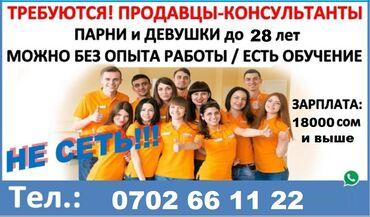 Audi a8 28 tiptronic - Кыргызстан: Требуютсяпродавцы-консультанты девушки и парни до 28 лет Это НЕ сеть!