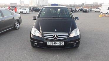 brilliance m2 1 8 at - Azərbaycan: Mercedes-Benz A 180 1.8 l. 2010 | 107000 km
