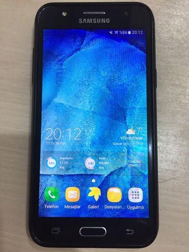 Adaptör başlığı - Azərbaycan: İşlənmiş Samsung Galaxy J5 2016 8 GB qara