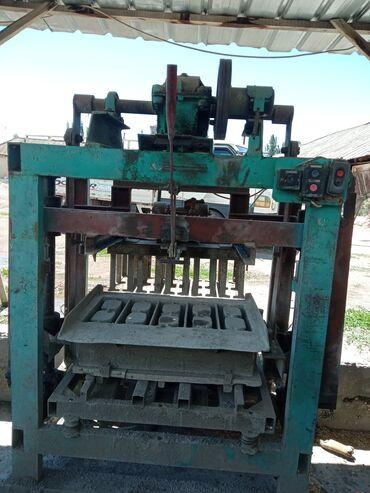 Транспорт - Темир: Пескоблочное оборудованиеВ комплект входит: матрицы 3 видаПоддоны 240