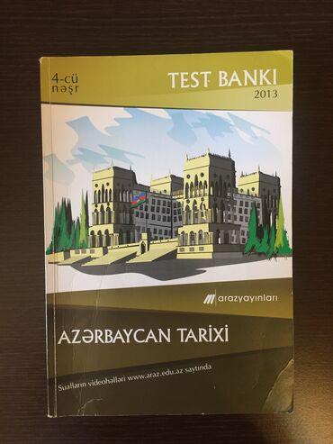 azerbaycan dili test toplusu pdf в Азербайджан: Azerbaycan tarixi test toplusu araz nesrleri 4 azn