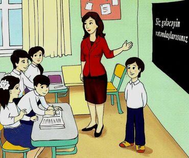 Yumşaq uşaq kombinezonları - Azərbaycan: İbtidai sinif uşaqları hazırlayıram.Həftədə 3 dəfə 50azn