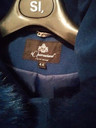 Женская одежда - Беш-Кюнгей: Пальто 44р