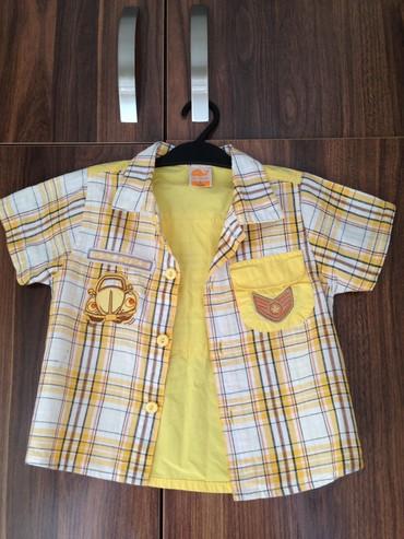 Детская рубашка на 2г в Бишкек