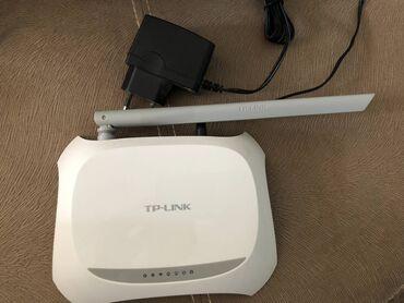 Tp-link modem TL-WR720NÇox səliqəli istifadə olunub. Yaxşı