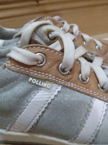 Na prodaju kožne  patike original marke POLINO... Br. 37. - Cuprija