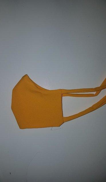 Maske zastitne iz dva sloja sa trakicama dugorocneza odrasle 100za