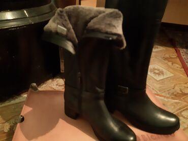 Женская обувь - Кыргызстан: Сапоги зимние Blondo !привезли с Америкиновые кожанные