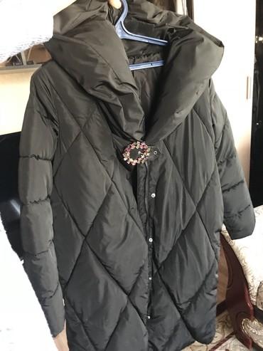 стильную зимнюю куртку в Кыргызстан: Продам зимнюю куртку