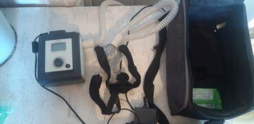 ���������������������� �������������� ������������ - Кыргызстан: Продается дыхательный аппарат сипап германия . Лечит хрип и сердце