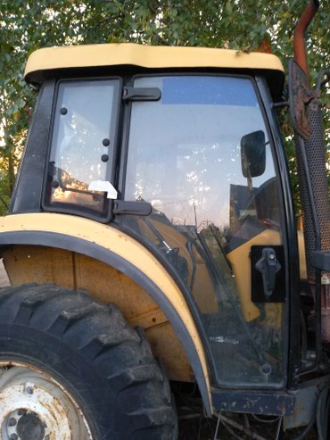 Продам трактор yto x704 с фронтальным  челюстным погрузчиком в Сузак