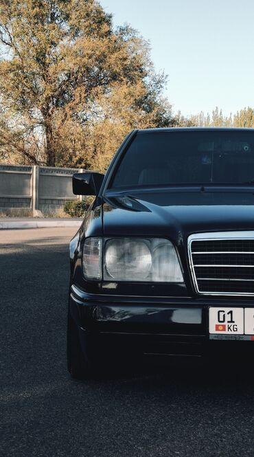 зимние шины купить в Кыргызстан: Mercedes-Benz W124 2.3 л. 1992 | 375000 км