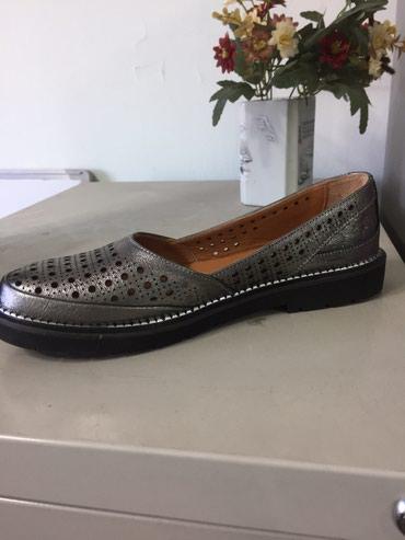 Туфли женские кожа новые очень удобные 38 размер в Бишкек