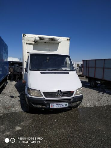 Mercedes-Benz Sprinter 2.7 л. 2003