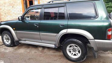 avtomobil-nissan-march в Кыргызстан: Nissan Patrol 3 л. 2002 | 290000 км