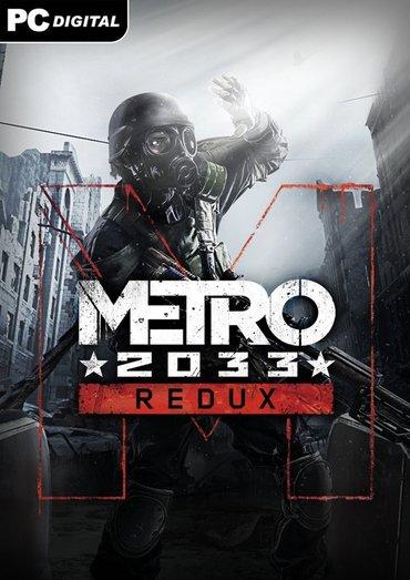 Pc igra metro 2033 redux       (2014)savet:pre poručivanja nekih od - Beograd
