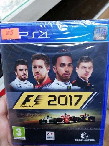 Bakı şəhərində F1 2017