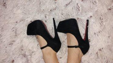 Ženska obuća | Zitorađa: Ženske cipele black baby doll br. 37