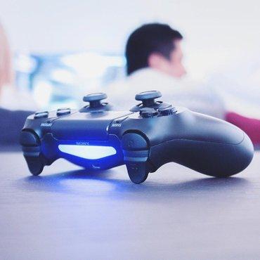 Прокат PS4 с новыми играми: в Бишкек