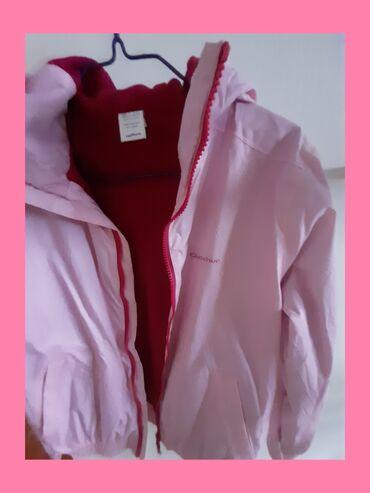 Девочковая фирменная куртка. Новые. Размер S
