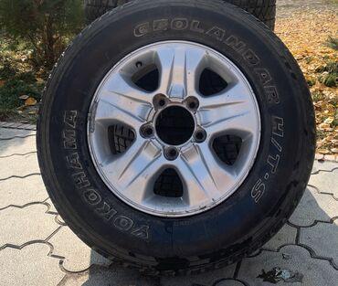Продаю Диск 17 (1шт) от Toyota Land Cruiser Б/У в отличном состоянии