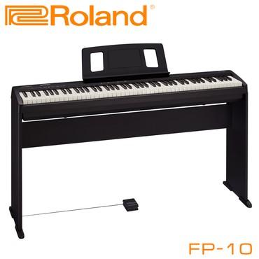 Фортепиано цифровое Roland FP-10.Это доступное по цене цифровое