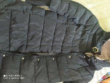 стильную зимнюю куртку в Кыргызстан: Продаю куртку женскую зимнию