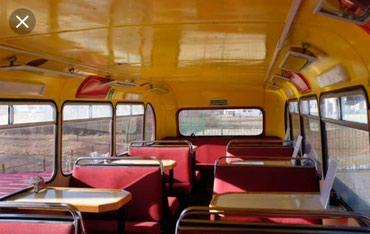 Bakı şəhərində Balaxanida avtobus kafe satilir qiymeti razilasma yolu ile .heyeti