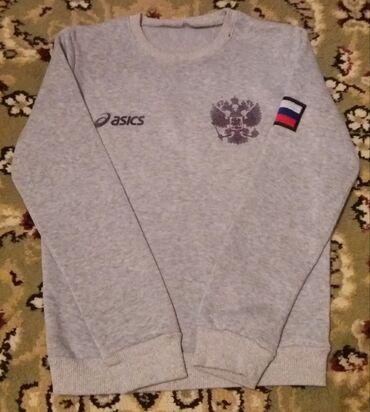 Продаю кофту ASICS RUSSIA WRESTLING TEAM Состояние хорошее размер S