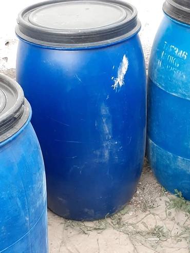 Продаю бочки, объем 125 литров. цена 650 в Бишкек