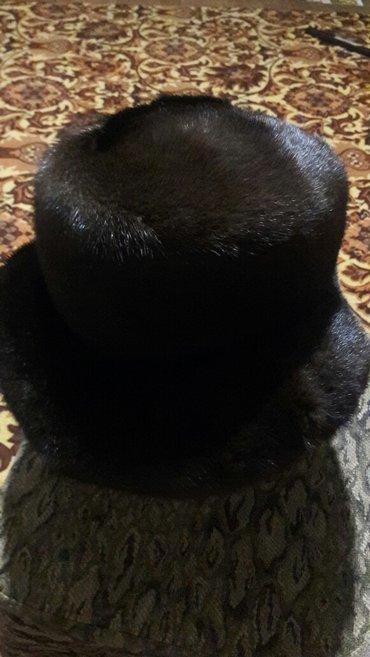 Продаю норковую шляпу. в Бишкек